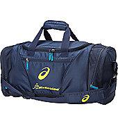 Asics Australia Wallabies Medium Holdall Duffel Bag Blue