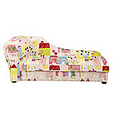 Children's Chaise Longue - Happy Houses