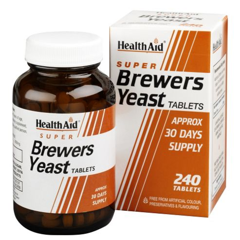 HealthAid  Brewers Yeast Tablets
