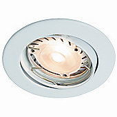 Nordlux Recess Hi-Power LED Downlight - Metal / White