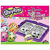 Shopkins Spot The Difference Game