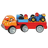 Gowi Toys 560-85 Racing Car Transporter