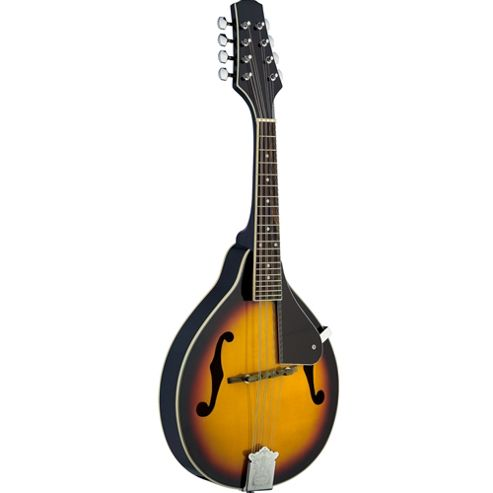 Stagg M20 Traditional Bluegrass Mandolin - Violinburst