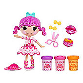 Lalaloopsy Tress Twist 'N' Braid Hair Dough Doll