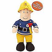 Fireman Sam 12 inch Talking Plush