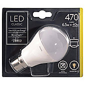 Tesco LED Classic 40 W B22 Bayonet Cap Light Bulb