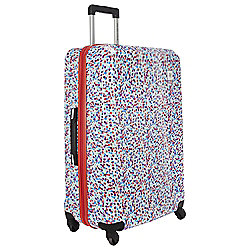 Revelation by Antler Abby 4-Wheel Suitcase, Red Large