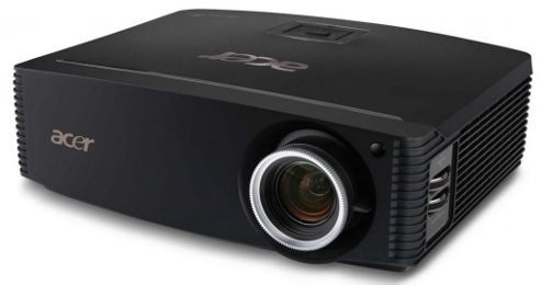 Acer P7215 DLP 3D Projector 2100:1 6000 Lumens 1024x768 7.1kg (Networked)