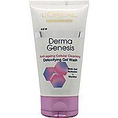 L'Oreal Derma Genesis Detoxifying Gel Wash 150ml