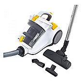 Zanussi ZAN7860UKE Cylinder, Bagless Vacuum Cleaner, 800W, in White