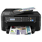 Epson WF2650 Wireless All-in-one Colour Inkjet Printer and Fax Machine