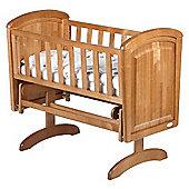 Troll Nicole Glider Crib (Natural)
