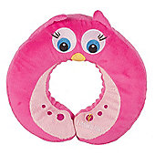 LittleLife Travel Neck Pillow Owl