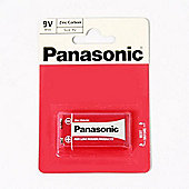 Panasonic R22RPANB1 9v Batteries Card of 1
