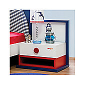 New Joy Nautical Children's Bedside Table