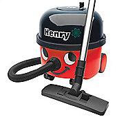 Numatic HVR200 240V Henry Bagged Vacuum Cleaner - Red