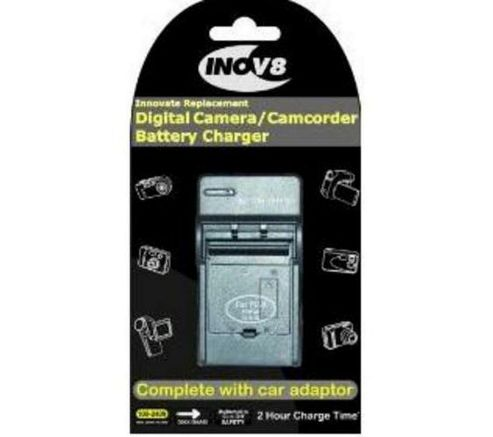 Inov8 Battery Charger for Kyocera Bp-800/900S/1000S/Konica Dr-Lb1