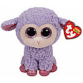 TY Beanie Boo Plush - Lavender the Lamb (Easter Exclusive)