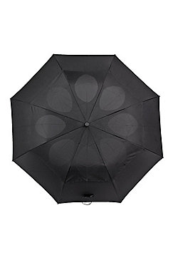 StayDry Windproof Umbrella - Black