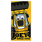 JCB Joey Kids Towel