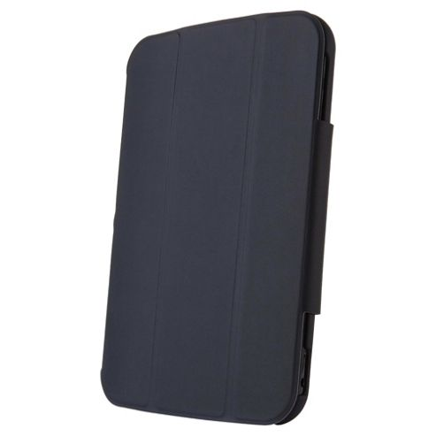 "Hudl 7"" Soft-touch folding case & stand, Black"