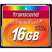 Transcend TS16GCF133 16 GB CompactFlash