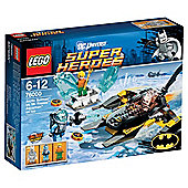 LEGO Super Heroes Arctic Batman vs. Mr. Freeze: Aquaman on Ice 76000