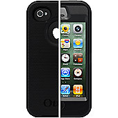 OtterBox Defender Series Case for Apple iPhone 4S - Black
