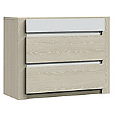 Altruna Docker 3 Drawer Chest