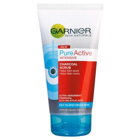 Garnier Pure Active Charcoal Anti-Spot Gel Scrub 150ml