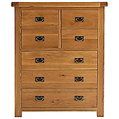 Thorndon Hampton 4 Over 3 Drawer Chest
