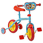 "Paw Patrol 2 in 1 10"" Bike"