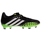 adidas Predito Absolion LZ TRX FG Firm Ground Mens Football Boot Black - Black