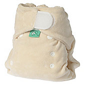 TotsBots Bamboozle Stretch Natural Nappy (Size 1)