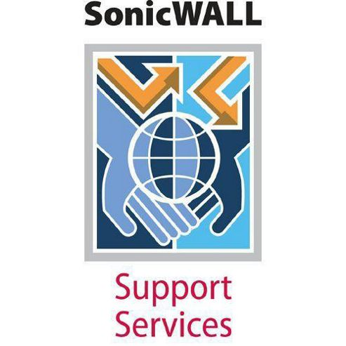 SonicWall Gateway Anti-Virus, Anti-Spyware, Intrusion Prevention Service and Application Firewall for NSA 2400 Series (1 Year)