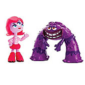 Monsters University Scare Pairs - Carrie and Art