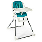 Mamas & Papas - Pixi Highchair - Teal