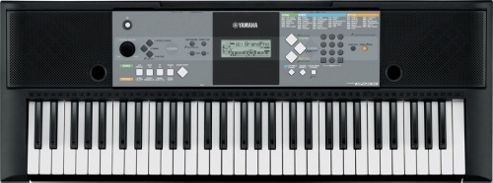 Yamaha Full Size Keyboard, Grand 385 Voices.