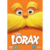 Dr Seuss The Lorax (DVD)