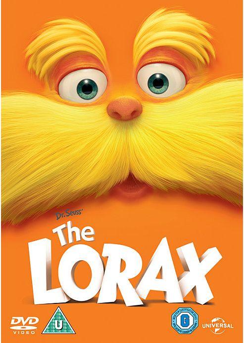 Dr Seuss The Lorax - DVD