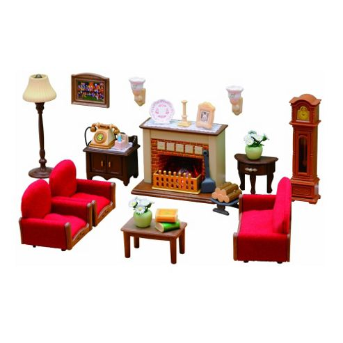 Buy Sylvanian Families Luxury Living Room Set From Our