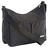 Baby Elegance Tote Bag, Black