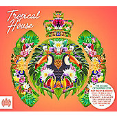 Ministy Of Sound - Tropical house 2CD