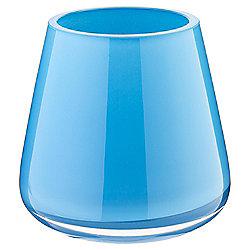 Tesco Taper Tealight Holder, Blue