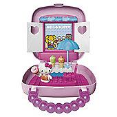 Mega Bloks Hello Kitty Ice Cream Parlour Playset