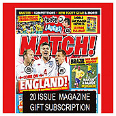 Match Subscription Gift Pack