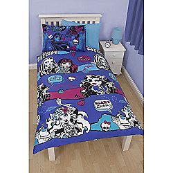 Monster High Single Bedding - Beasties