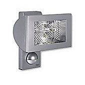 Steinel HS502 Silver Wall mounted 500w halogen sensor light