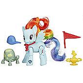 My Little Pony Winning Kick Rainbow Dash Poseable Figure
