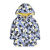 Mothercare Floral Mac Size 6-9 months